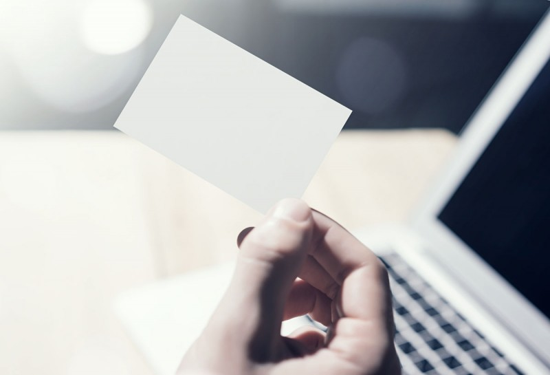 wizytówka online