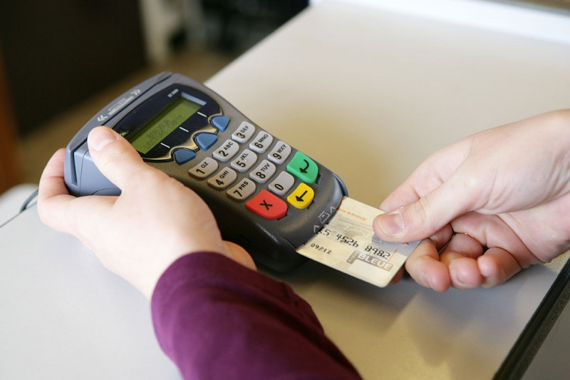 terminal płatność karta